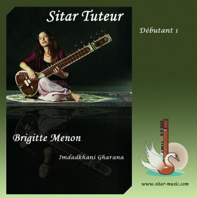 Sitar Tuteur - DVD - méthode de sitar indien pour débutant
